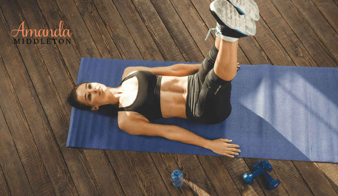 Quick Upper Body Workout For The Busy Mama