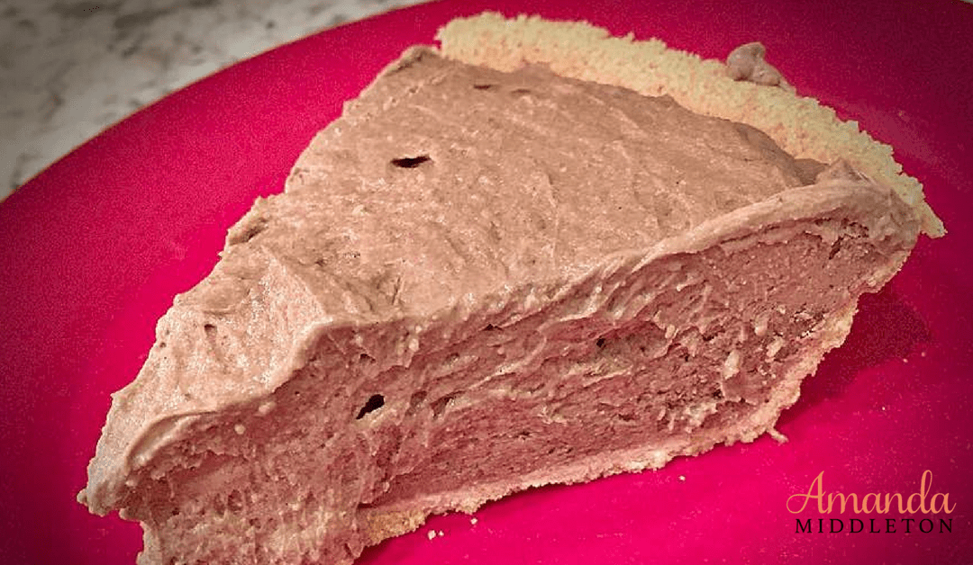 How to Make the BEST Healthy Peanut Butter Pie EVER