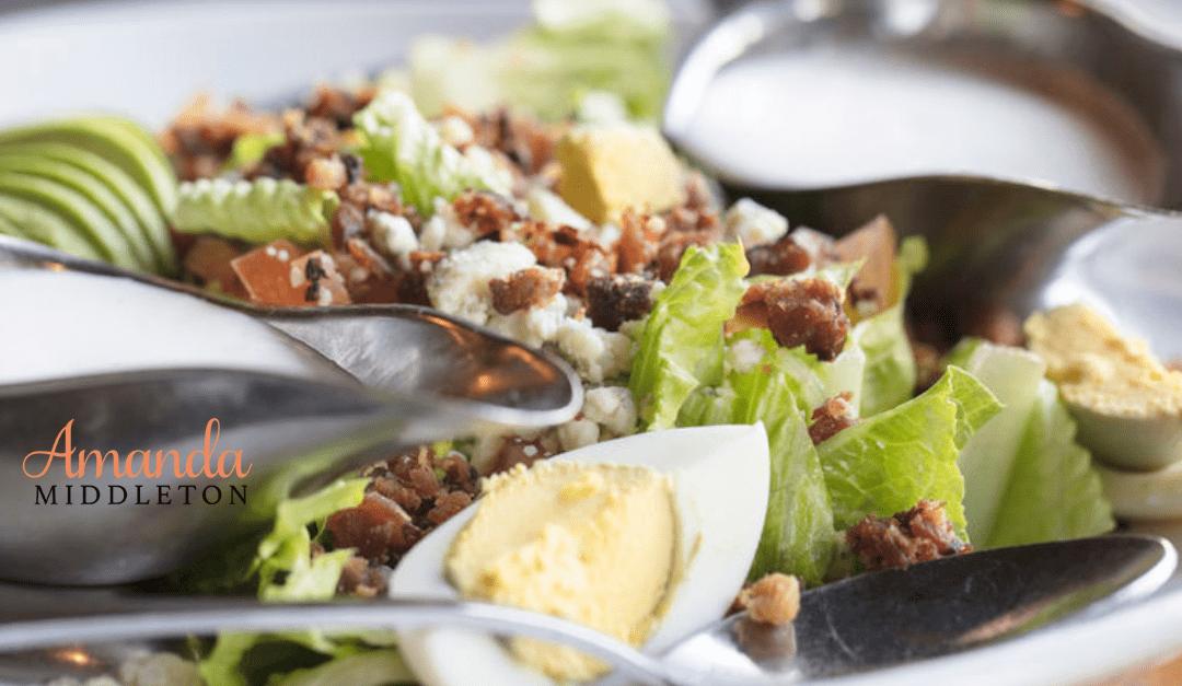 Protein Packed Chicken Cobb Salad