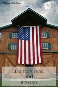 Election Year and Beyond