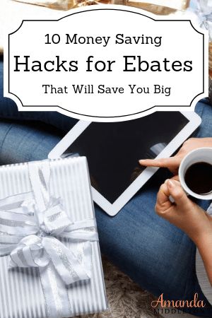 10 Money Saving Hacks for Ebates That Will Save You Big