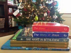 25 Days of Children's Christmas Books