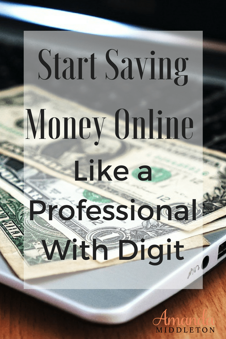 Start Saving Money Online Like a Professional With Digit