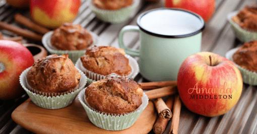 Gluten Free Applesauce Streusel Muffins That Taste Amazing