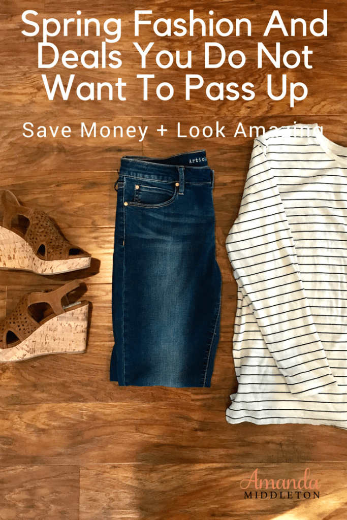 Spring Fashion And Deals You Do Not Want To Pass Up