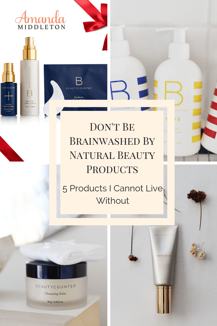 Don't Be Brainwashed By Natural Beauty Products