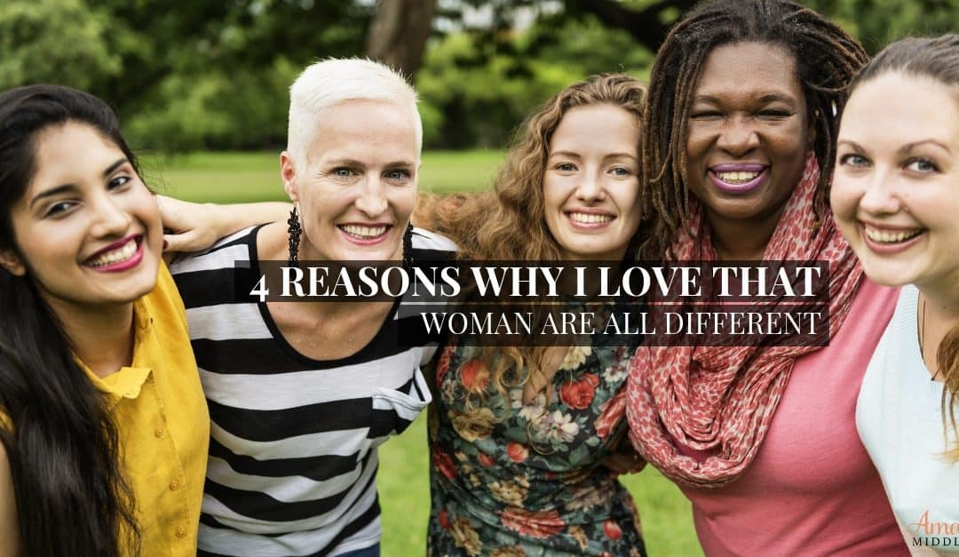 We need to start celebrating our differences, because I love that no two women are alike! #AmandaMiddleton #BeYou #BeYourself #selflove #selfacceptance