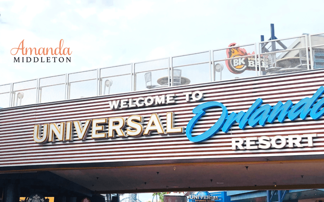Our First Trip to Universal Orlando